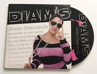 Diams jeune demoiselle cd single Saint-Laurent-Blangy, 62223