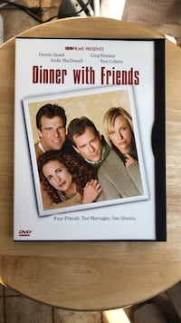 Dinner with Friends DVD Movie Laurel