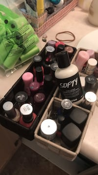29 nail polishes for 15$ plus lush foot cream Hamilton, L8S 4P3