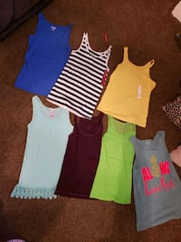 Ladies large and XL, all fit the same, some new. Selling together