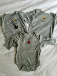 Baby Gap best gift ever long sleeved onesies perfe Toronto, M4W 1A8