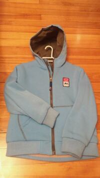 CHAQUETA REVERSIBLE BACKCOUNTRY TALLA 8 AÑOS  Laudio, 01400