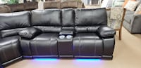 3 piece power reclining secional HAGERSTOWN