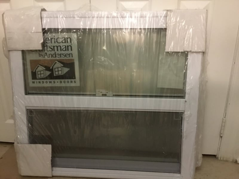 American Craftsman Window by Anderson (new) 9430dabe-a515-4dfe-ab08-94f4163d5582