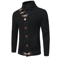 All about the Buttons sweater