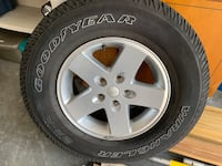 "Jeep rim 17"" Cross Junction, 22625"
