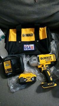 "Dewalt impact 1/2"" drill New Woodbridge, 22193"