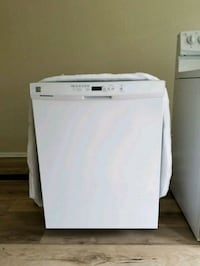 white top-load washing machine McLean