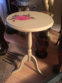 beige wooden wine table Innisfil, L9S 1V1