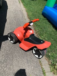 Motorized atv mini with charger