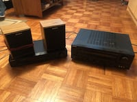 Sony stereo components