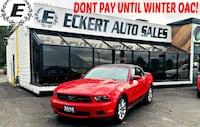 2010 Ford Mustang Convertible  Barrie
