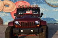 Jeep jk angry bird grill Chattanooga, 37403
