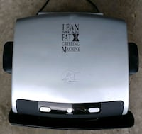 George Foreman Grill Woodstock, 22664
