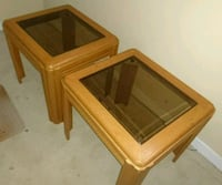 Pair of side tables.  Surrey, V4N 0W2