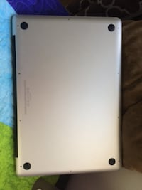 MacBook Pro 15.4 inch late 2011 null