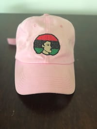 pink and white Mickey Mouse cap Carson, 90746