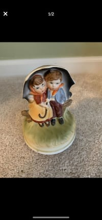 Vintage Musical boy and girl , Excellent condition! Woodbridge, 22191