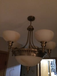 Vintage dining room light Burlington, L7P 2M4