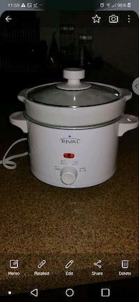 Small slow cooker Oshawa, L1J 4G3
