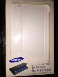 White cover for samsung  galaxy tab 4 cover 8.0 niche  790 km