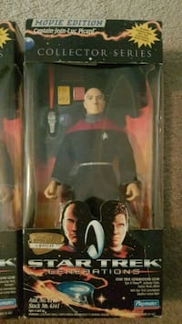 Star trek collectables  Saint Thomas, N5P