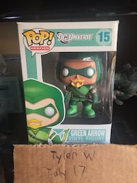Green arrow Funko pop  Courtice, L1E 3E1