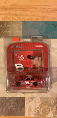 Dale Earnhardt jr  number 8 Budweiser 2004 Monte Carlo total production of 30,480 limited edition adult collectable brand new in box Baltimore, 21214