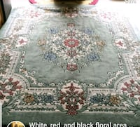 white, red, and green floral area rug screenshot Herndon, 20170