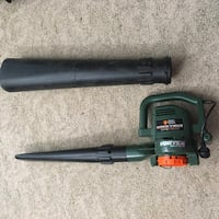 Black & Decker BV1000 Super Blower Vac in working condition Centreville, 20120