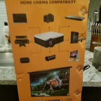 NEW 3K asking 1800.00   HDMI 4K Home theater Plano, 75024