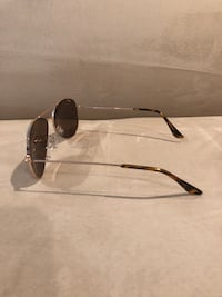 silver framed Ray-Ban aviator sunglasses Lakewood, 80227