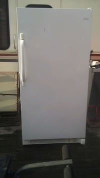 Fridigdaire upright freezer Penticton