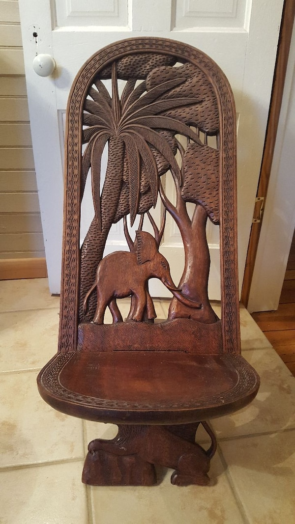 West African Chairs