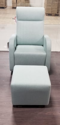 Dutailier Rocking/Reclining Chair with Ottoman Vaughan, L6A 4X9