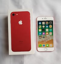 iPhone 7 Red limited edition Gaithersburg