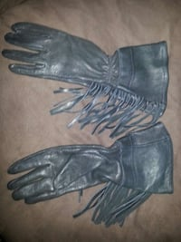 Women's Leather Gloves Large