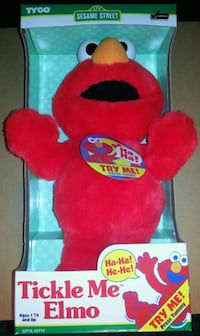 Tickle Me Elmo (Rare Collectible) Elizabethtown