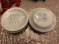 Best Day Ever Cake Plates 6 packs of 10 Springfield, 22150