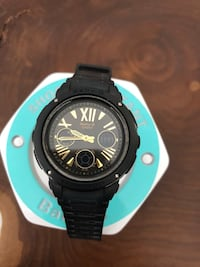 Baby-G Original Black and Gold Watch Toronto, L3X 2H6