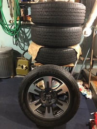 BRAND NEW Firestone Destination Tires