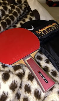 Professional Table Tennis Paddle/Racket