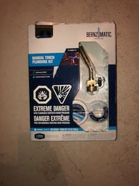 Torch Plumbing kit Brampton, L6V
