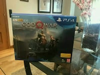 Ps4 + God of war 4 Madrid