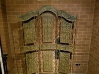 Used Quot Beautiful Japanese Wood Quot Screen For Sale In