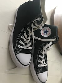pair of black Converse All Star high-top sneakers Frederick, 21704
