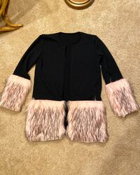 Furry coat - used once Frederick, 21703