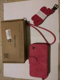Wallet with phone case