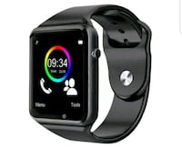 A1 W Smart Wrist Watch Bluetooth Waterproof GSM  Roswell, 30075