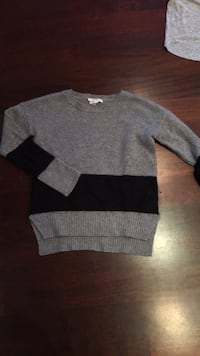 Cashmere grey sweater  Toronto, M4N 3L7